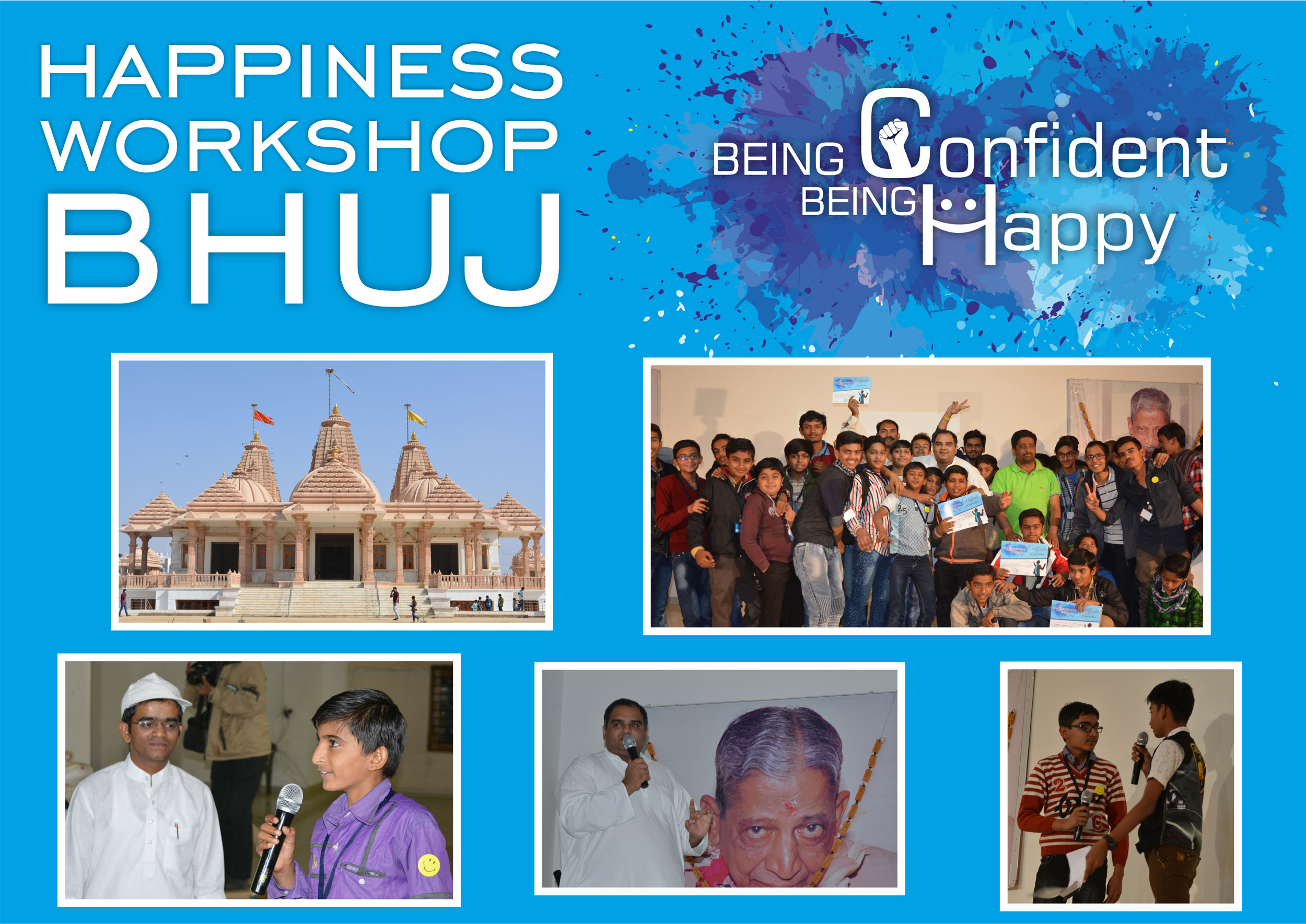Happiness Workshop Bhuj