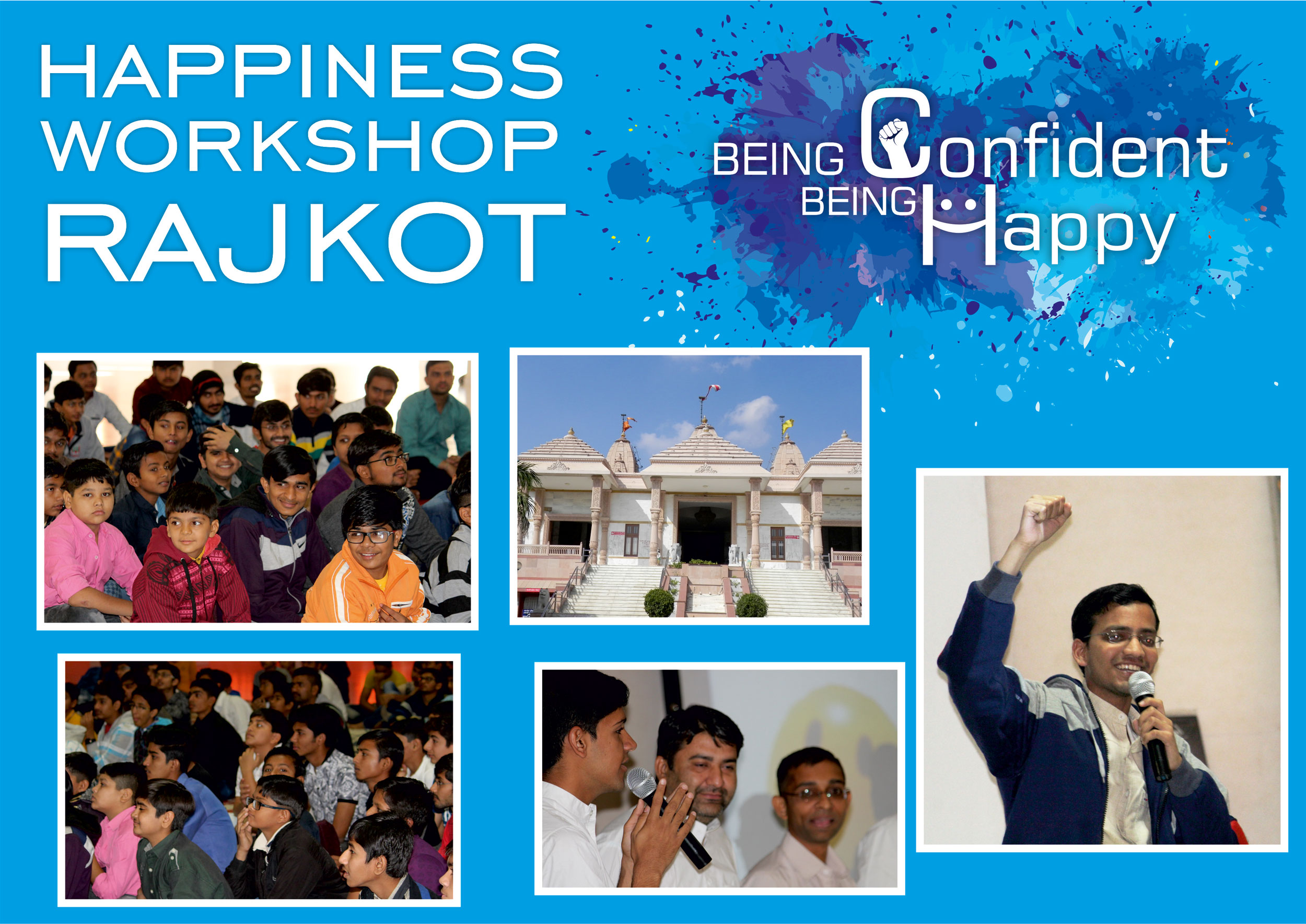 Happiness Workshop Rajkot