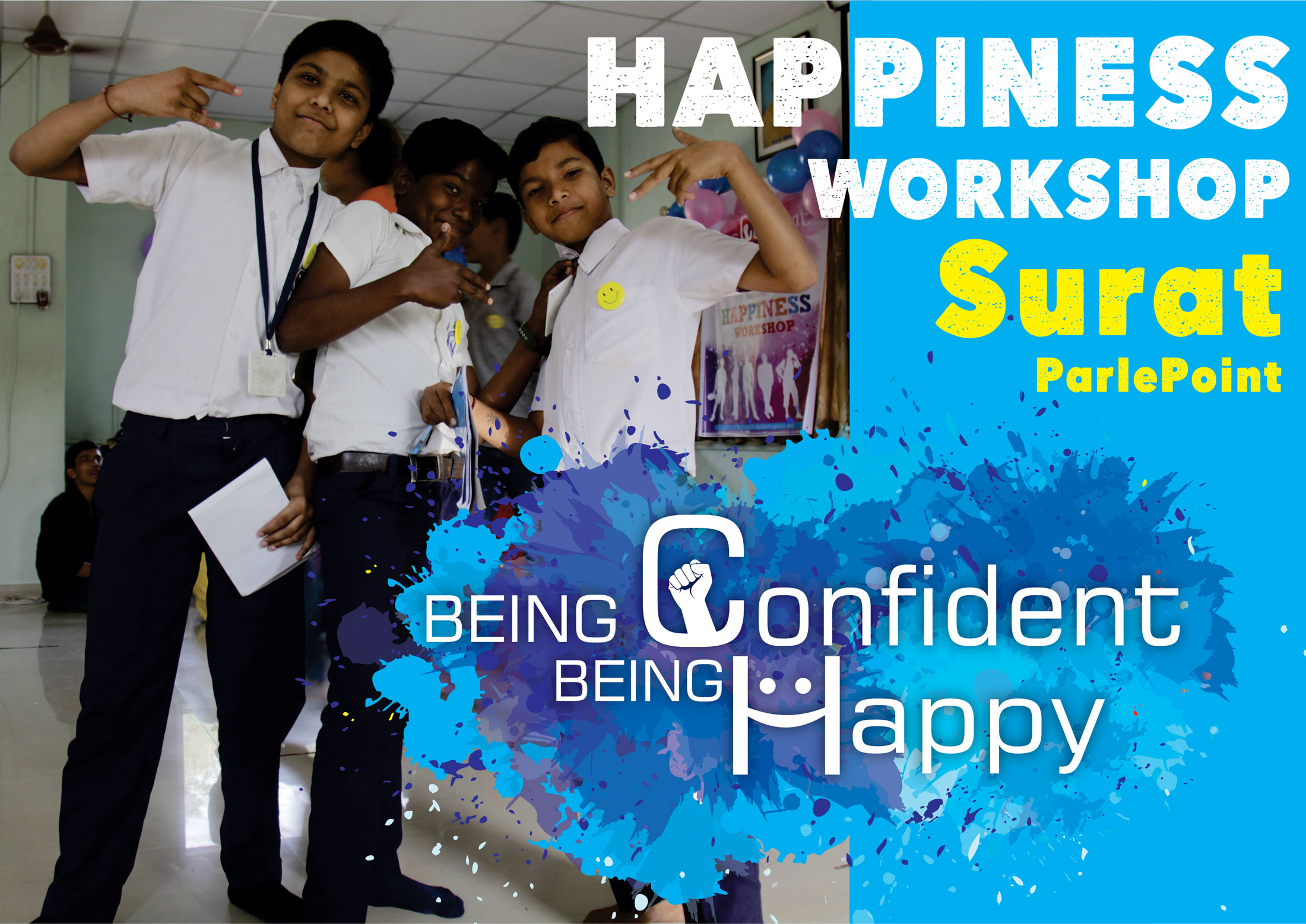Happiness Workshop SURAT