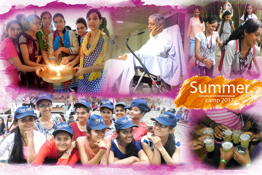 Collage Summer Camp Sim City 2017