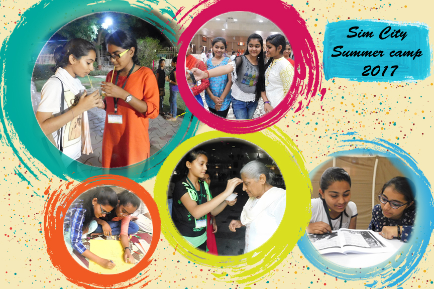 Small Group Sim City Summer Camp 2017