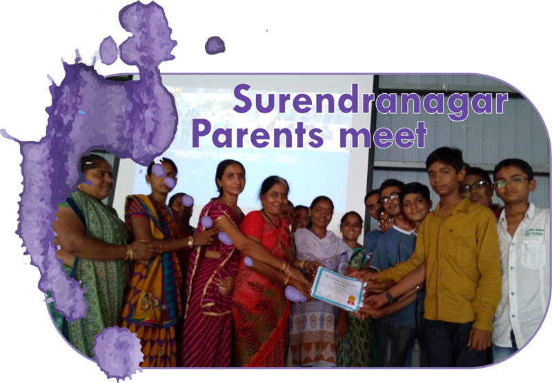 Parents Meet Surendranagar