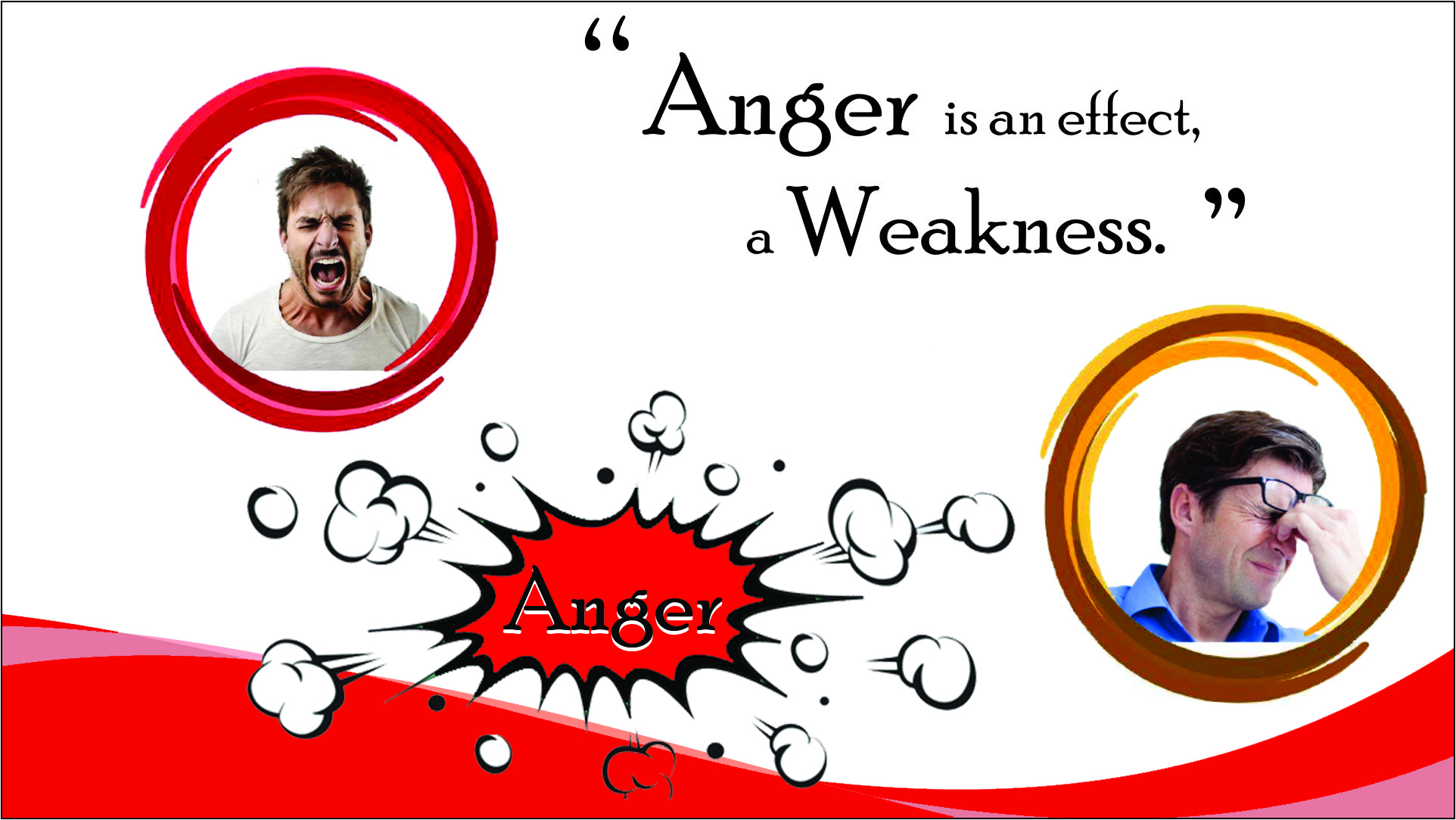 Anger Weakness Desktop