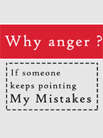 Why Anger Point Mistakes