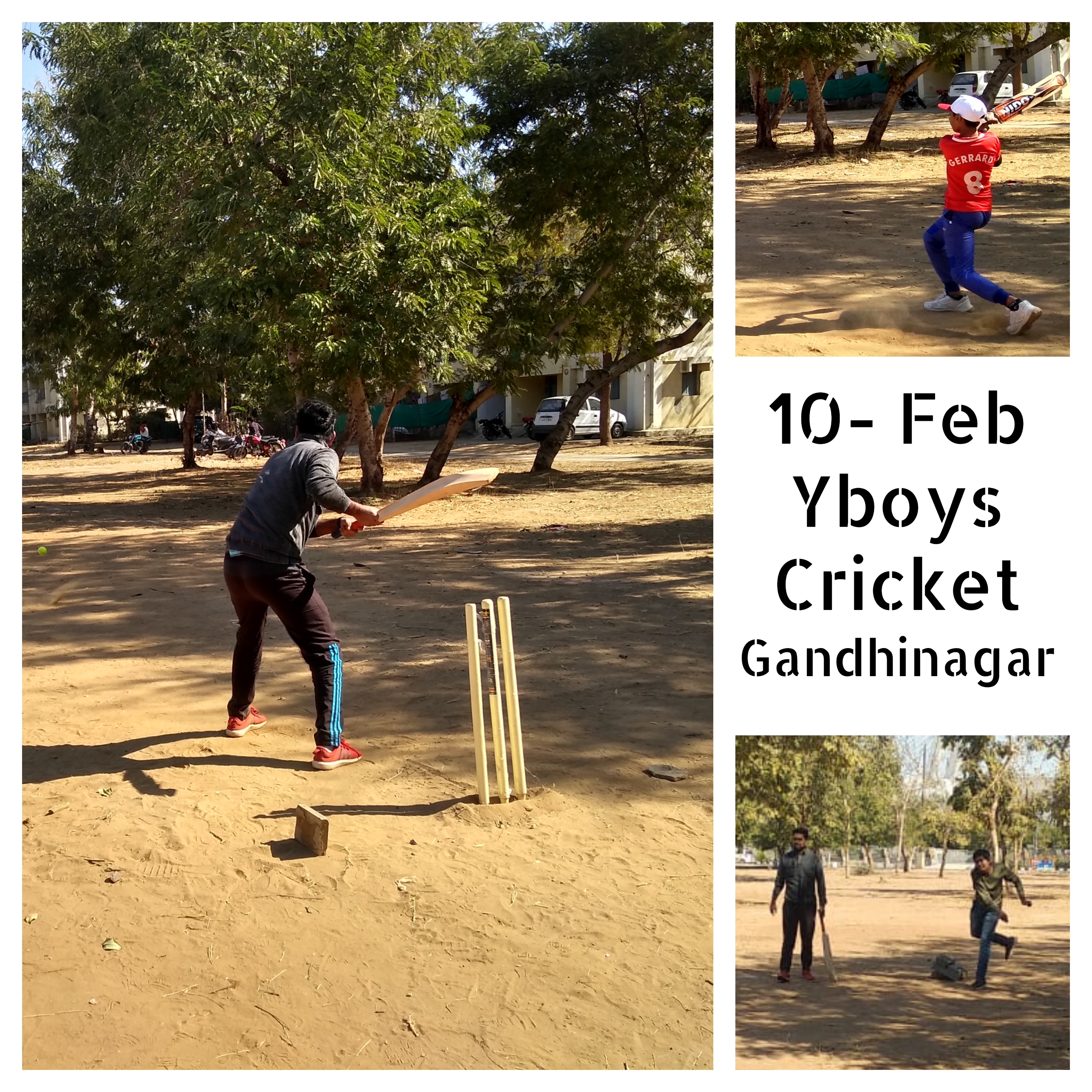 10Feb Gandhinagar Collage