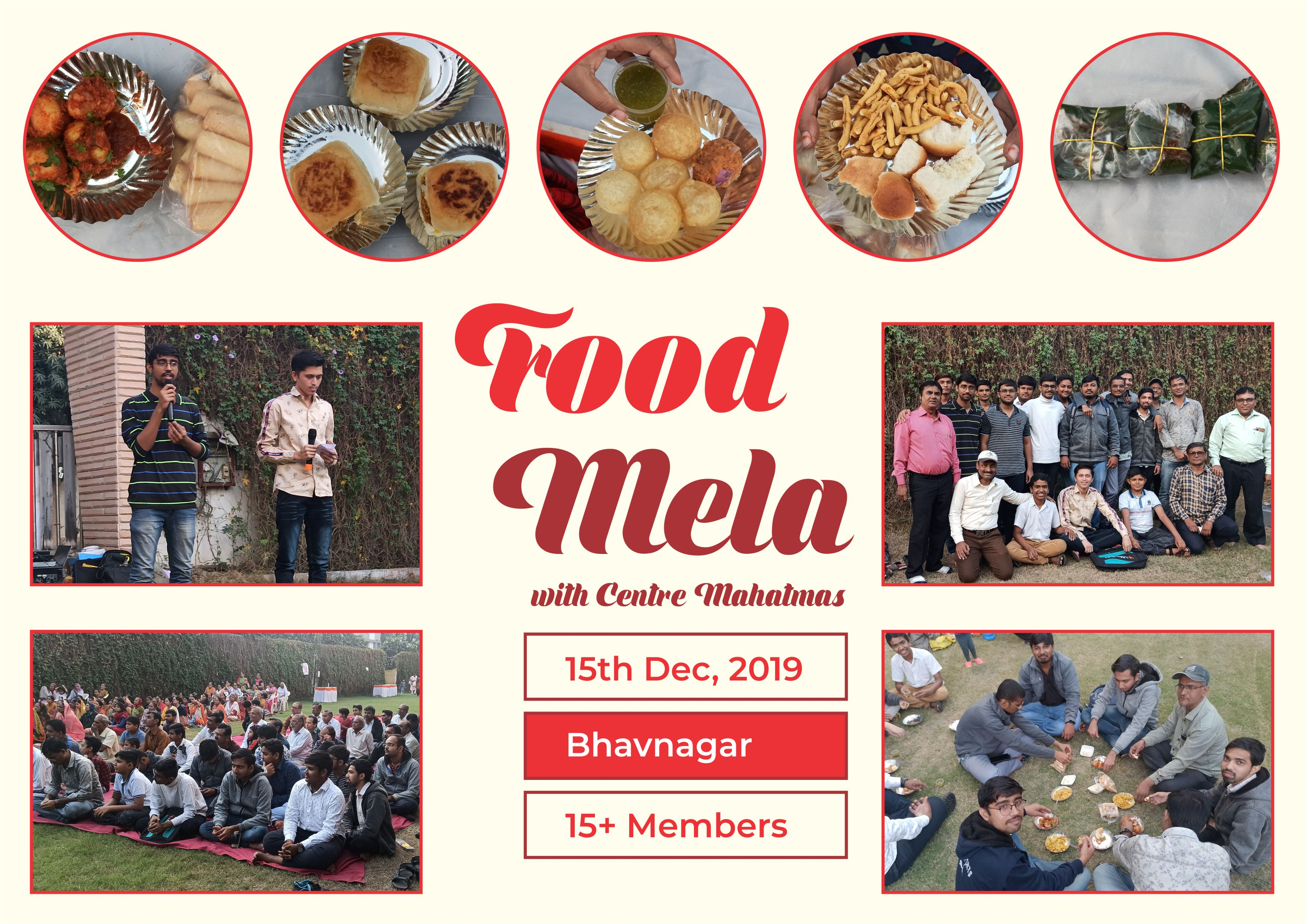 Collage Food Mela 15 Dec Web