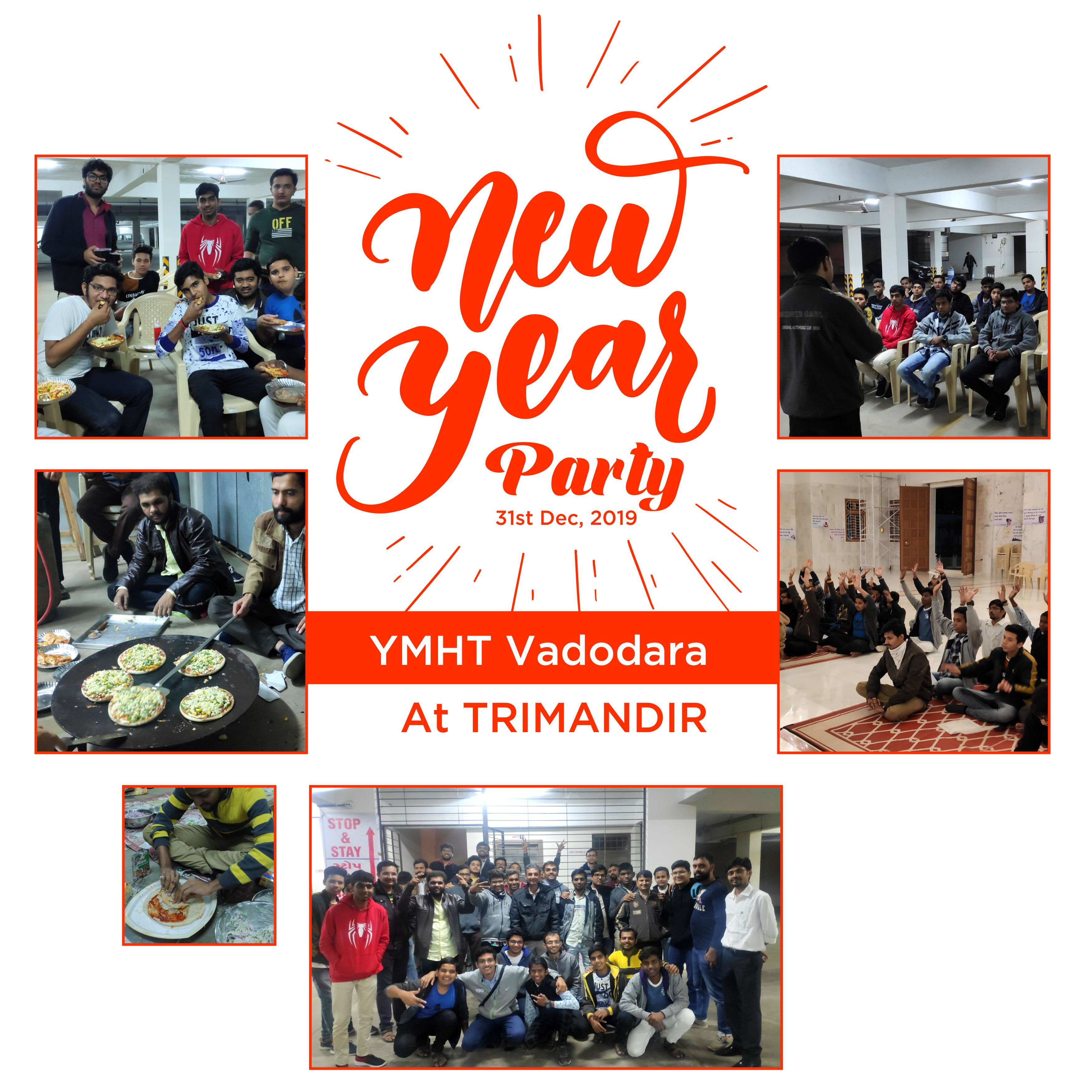 New Year Party Vadodara 31St Web