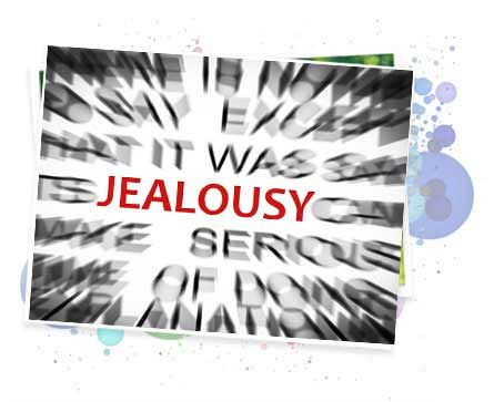 Jealousy-Competition