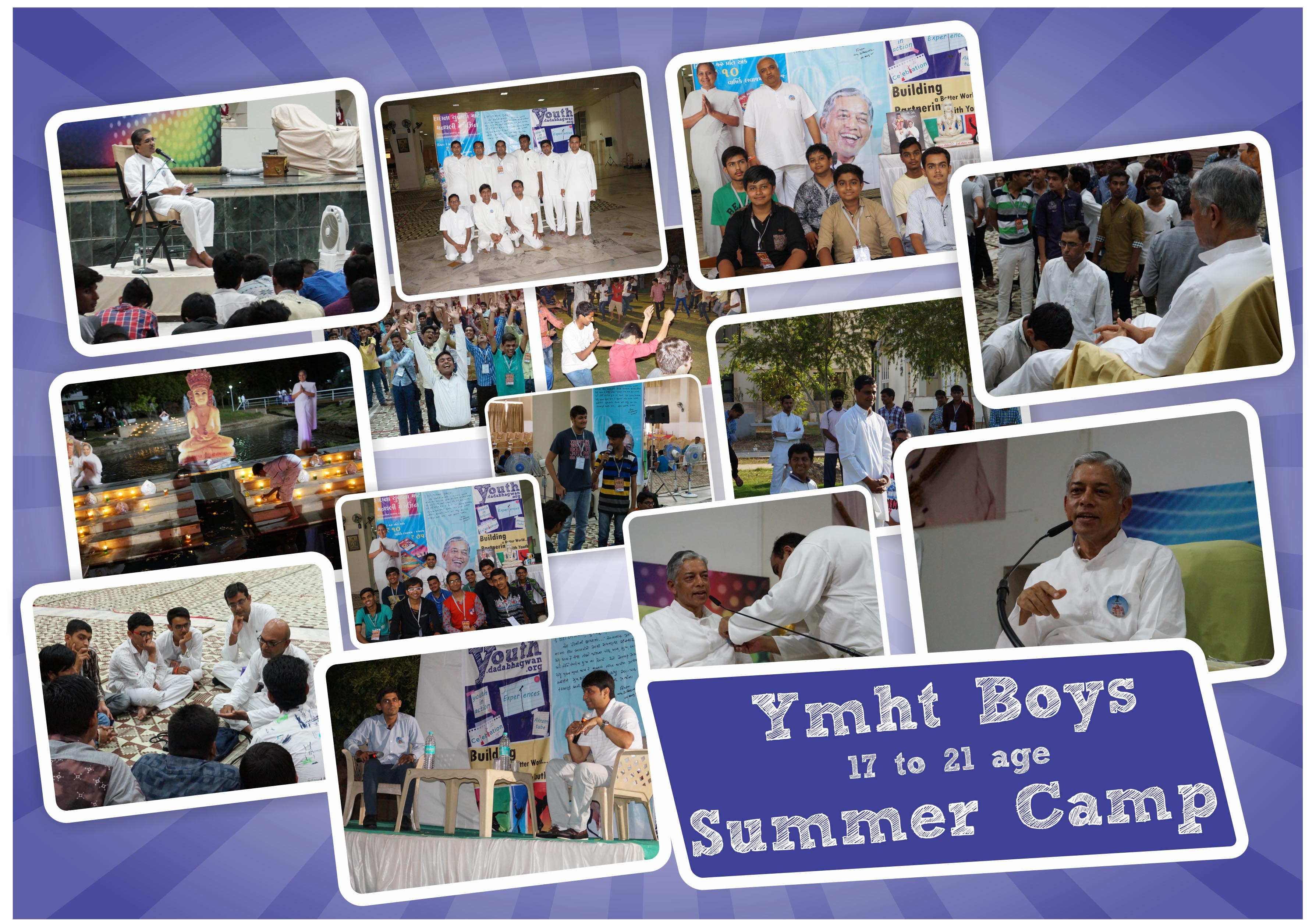 Ymht Bhaio Summer Camp 17 21 Age