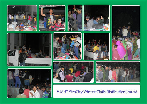 Y MHT Simcity Winter Cloth Distibution Jan 16 Collage