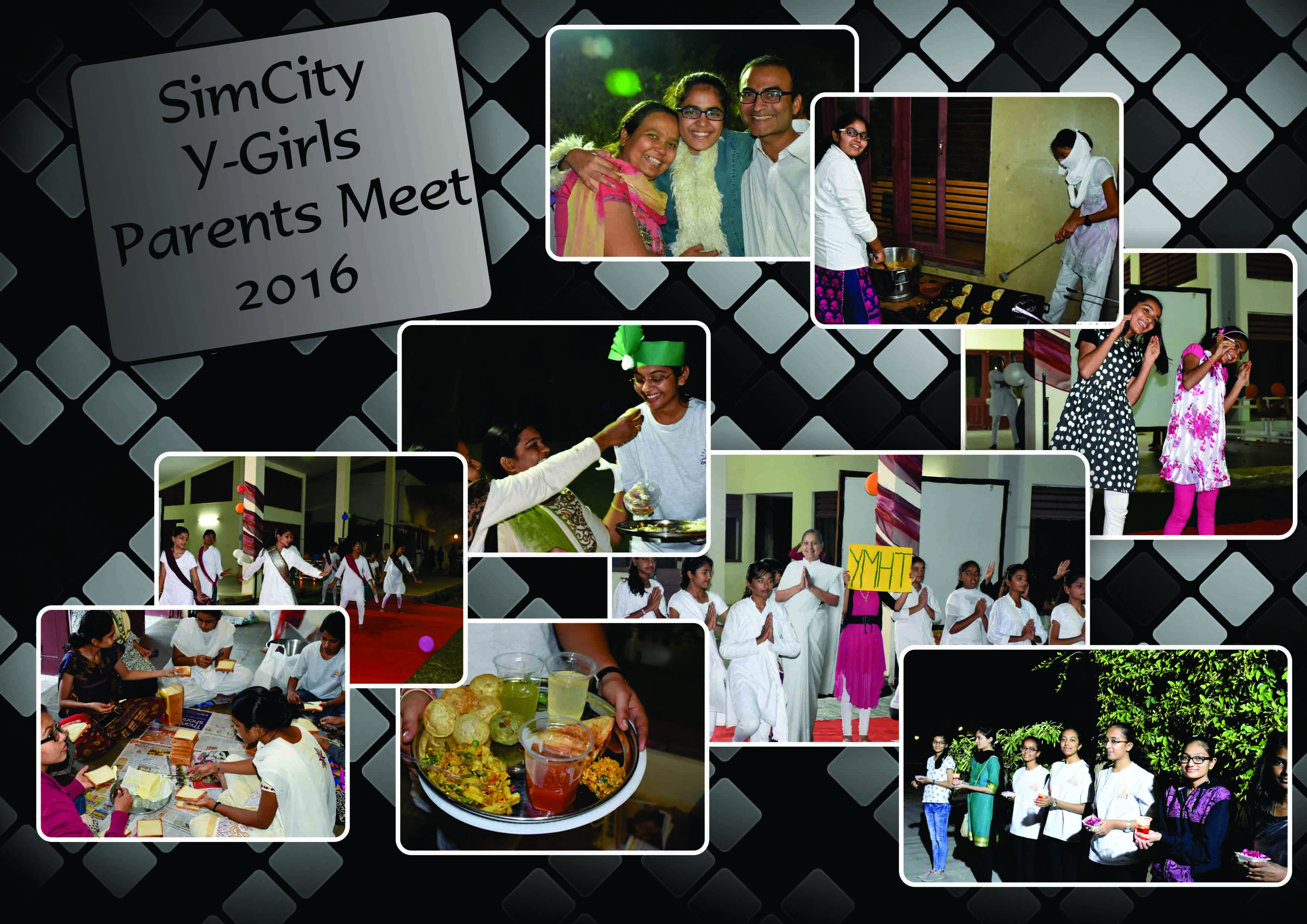 Simcity Y Girls Parents Meet 2016